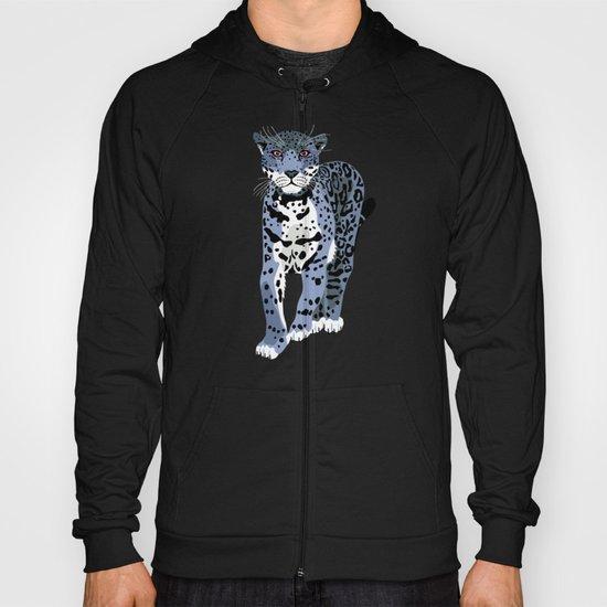 Midnight Jaguar Hoody