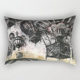 Set me free 2 Rectangular Pillow