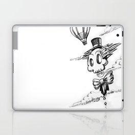 Flying Skull Laptop & iPad Skin