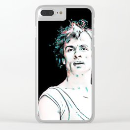 Nureyev Clear iPhone Case