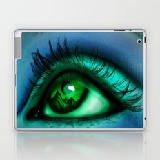 A Blue View Laptop & iPad Skin
