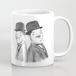Laurel & Hardy Coffee Mug