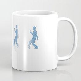 Talking Heads ~ Once In A Lifetime Walk Coffee Mug