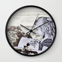 naïveté VI Wall Clock