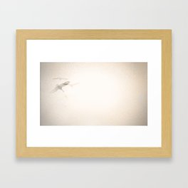 { OVERHEAD } Framed Art Print