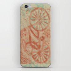Seaside Bike Ride iPhone & iPod Skin