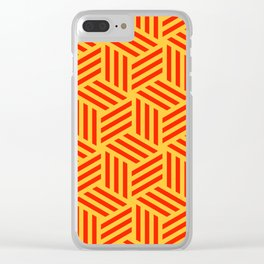Wonder Weave Clear iPhone Case