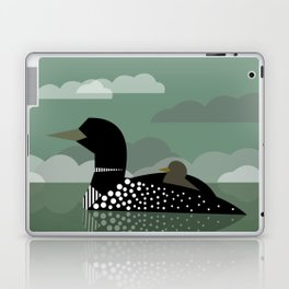 Loon Lake Laptop & iPad Skin