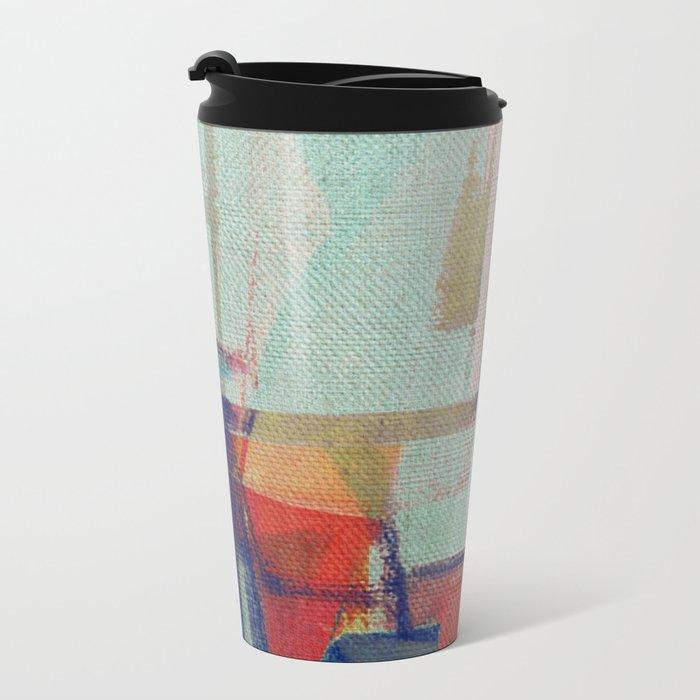 Stilt House 2 Metal Travel Mug