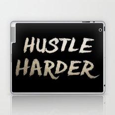 Hustle Harder Laptop & iPad Skin
