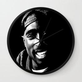 Tupac Wall Clock
