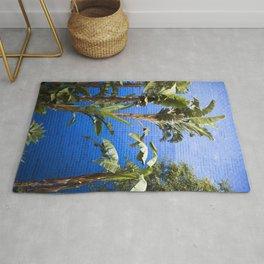 Pop Art Tropicals Rug