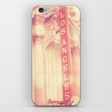 Los Angeles Theatre photograph iPhone & iPod Skin