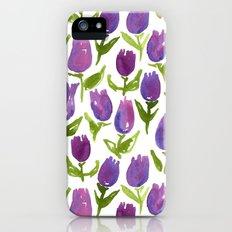 Tulips iPhone (5, 5s) Slim Case