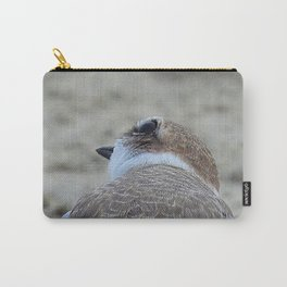 Snowy Plover Scan Carry-All Pouch
