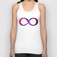 galaxy Tank Tops featuring Galaxy! by Matt Borchert