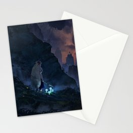 Eclipse Stationery Cards