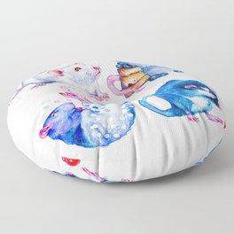 Sweet Rats Floor Pillow