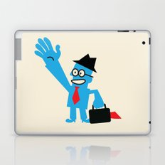 FROM ANOTHER PLANET Laptop & iPad Skin