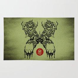 Green Dragon Rug