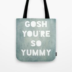 Gosh (Yummy) Tote Bag