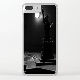Little Lady Clear iPhone Case