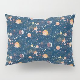Painted Space Pillow Sham