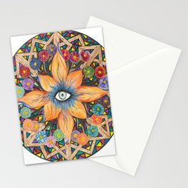 Shards of Love Stationery Cards