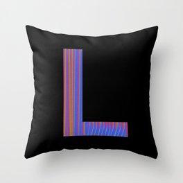 Eel Throw Pillow