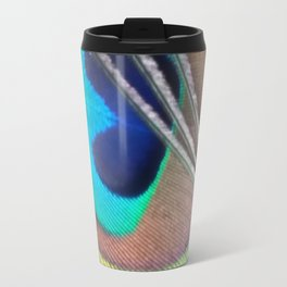 Lonesome Feather Travel Mug