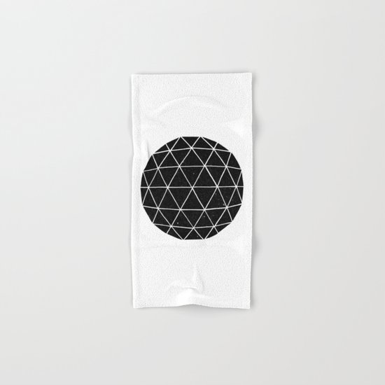 Geodesic  Hand & Bath Towel