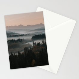 Good Morning! - Landscape and Nature Photography Stationery Cards