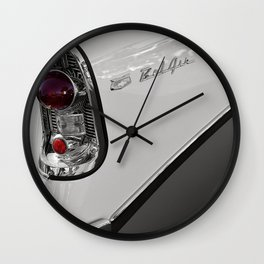 Red Tails Wall Clock