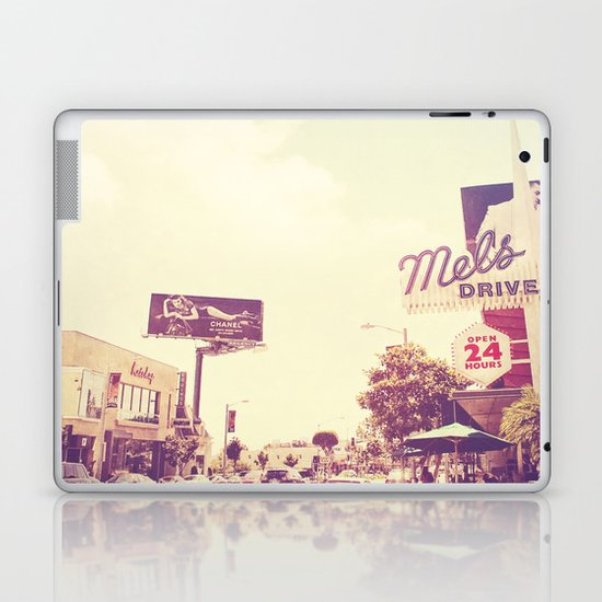 Ketchup. West Hollywood Los Angeles photograph Laptop & iPad Skin
