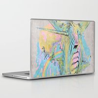 paradise Laptop & iPad Skins featuring Paradise by dogooder