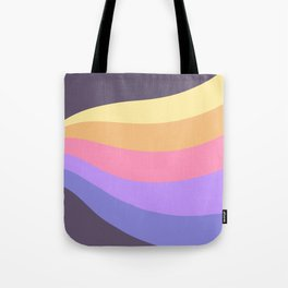 VHS Retro Gradient 1 Tote Bag