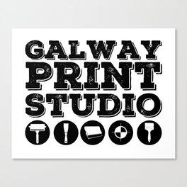 Galway Print Studio Canvas Print