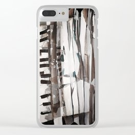 Accordion Clear iPhone Case