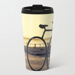 Waiting For A Ride Travel Mug