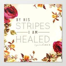 Isaiah 53:5 Canvas Print