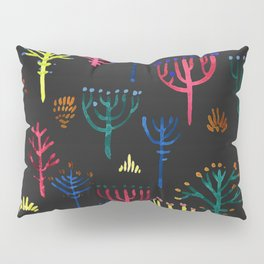 trees in the nigth Pillow Sham
