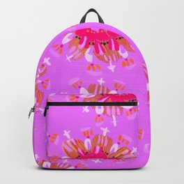 Lilac Christie Rose Backpack