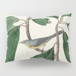 Bonapartes Flycatcher from Birds of America (1827) by John James Audubon etched by William Home Liza Pillow Sham