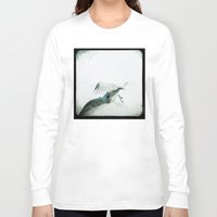 wings Long Sleeve T-shirts featuring Wings by Bella Blue Photography
