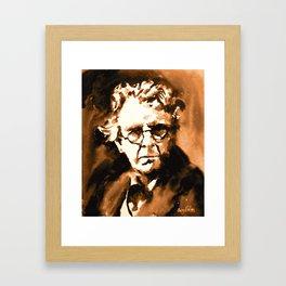 William Butler Yeats Framed Art Print