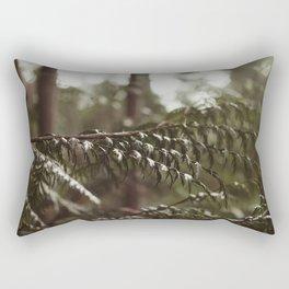 Cedar Catches the Light Rectangular Pillow