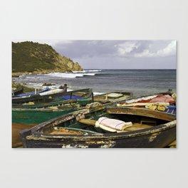 surfEXPLORE Tunisia Canvas Print