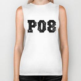 PO8 Biker Tank