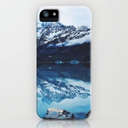 Glacial Lake iPhone Case