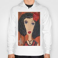 gypsy Hoodies featuring GYPSY by Knittingandthings